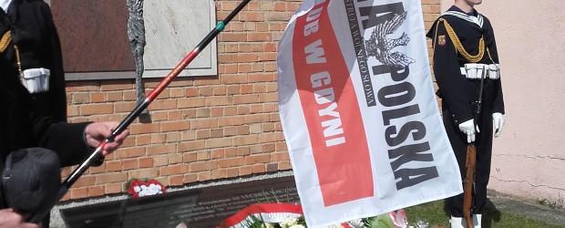 Gdynia: Obchody IX Rocznicy Tragedii Smoleńskiej