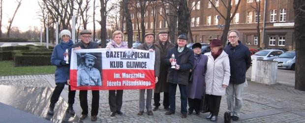 Gliwice: Imieniny Marszałka Józefa Piłsudskiego