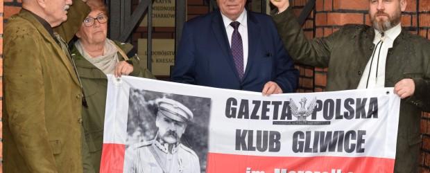 Gliwice: Spotkanie z prof. Janem Szyszko
