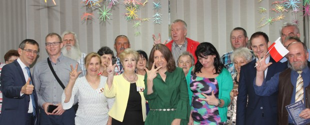 Konin: Spotkanie z poseł Joanną Lichocką