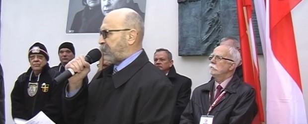 Kraków: Senator Bogdan Pęk o totalnej opozycji, strajku nauczycieli, terrorystach LGBT (wideo)