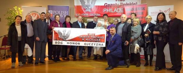 """[Tydzień w Klubach """"GP""""] Kolejne spotkania Tomasza Sakiewicza w USA"""