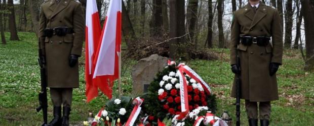 Nowy Sącz II: 79. rocznicę zbrodni katyńskiej oraz 9. rocznicę Tragedii smoleńskiej
