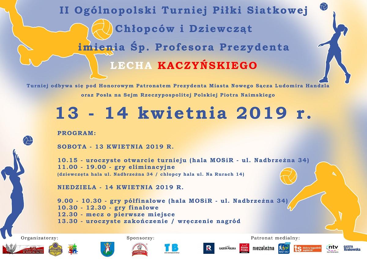 Nowy Sacz memoriał_siatkarski 2019