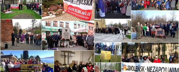 """[Tydzień w Klubach """"GP""""] Kluby """"GP"""" upamiętniły Ofiary tragedii smoleńskiej"""