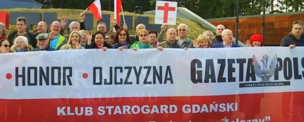 REPORTAŻ/Wyprawa Klubu Gazety Polskiej do Smoleńska i Katynia (wideo)