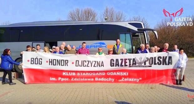 """[Tydzień w Klubach """"GP""""] Patriotyczna pielgrzymka do Smoleńska i Katynia"""