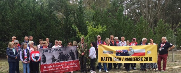 Sydney (Australia): Rajd Katyń 1940 / Smoleńsk 2010 – Pamiętamy! – Zakończony