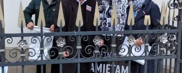 Wiedeń II: Miesięcznica Tragedii Smoleńskiej