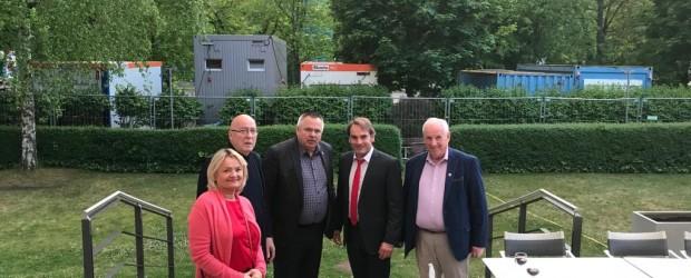Berlin-Brandenburg: Spotkanie i dyskusja z panem Ingo Espenschied