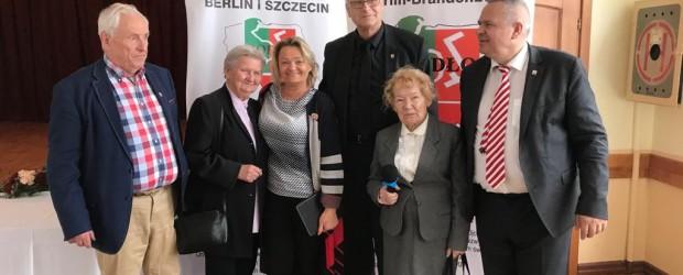 Berlin – Brandenburg (Niemcy): Spotkanie z okazji 90- lecia otwarcia szkoły polskiej w Starym Kramsku