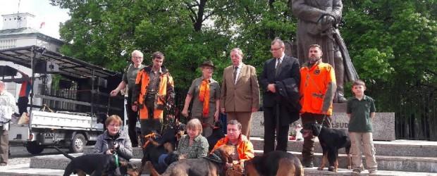 Gliwice: Warszawski Marsz Hubertusa