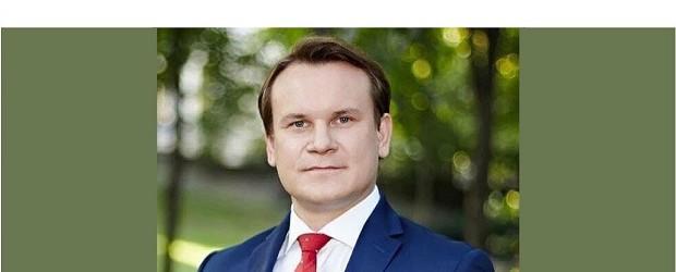 MYŚLENICE – spotkanie z posłem Dominikiem Tarczyńskim Prawo i Sprawiedliwość. Temat: Miejsce Polski w Europie, 10 maja