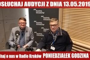 """POSŁUCHAJ AUDYCJI: """"Radiowy Klub Gazety Polskiej"""" – 13.05.2019 r.(audio)"""