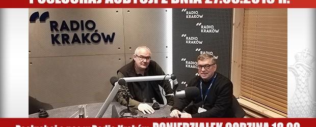 """POSŁUCHAJ AUDYCJI: """"Radiowy Klub Gazety Polskiej"""" – 27.05.2019 r.(audio)"""
