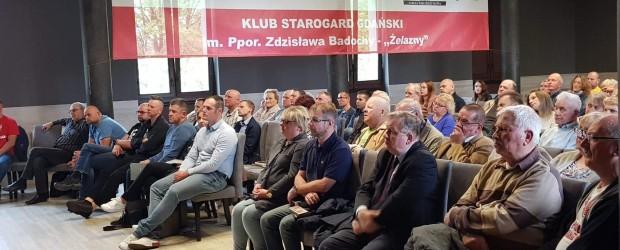 Starogard Gdański: Spotkanie z Leszkiem Żebrowskim