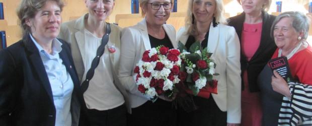 Tychy: Spotkanie z Europoseł Jadwiga Wiśniewską
