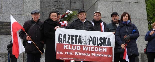 Wiedeń II: Uroczystości w Mauthausen