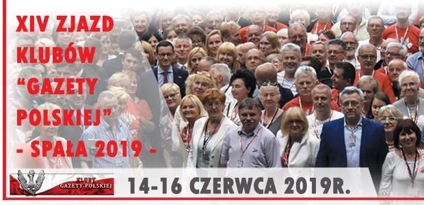 """[Tydzień w Klubach """"GP""""] XIV Zjazd Klubów """"GP"""" – Spała 2019"""