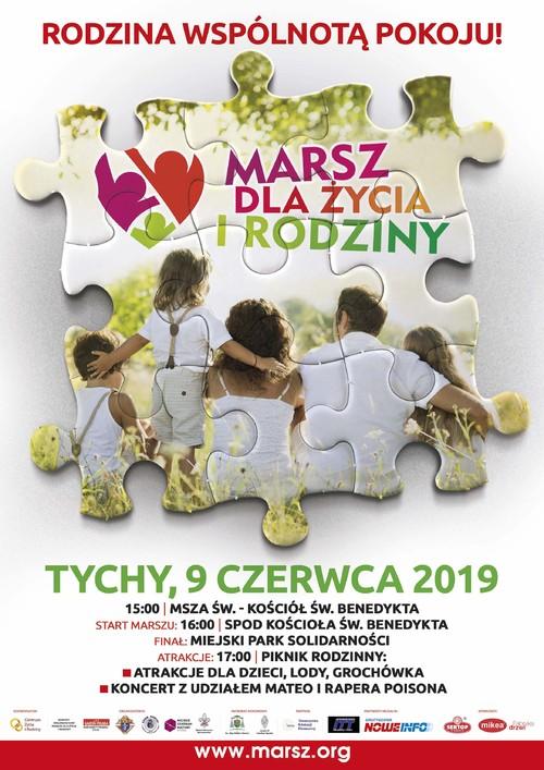 Plakat Marsz 2019