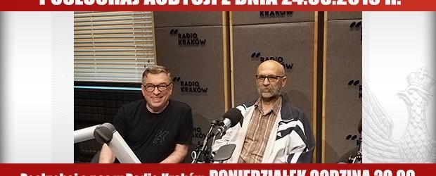 """POSŁUCHAJ AUDYCJI: """"Radiowy Klub Gazety Polskiej"""" – 24.06.2019 r.(audio)"""