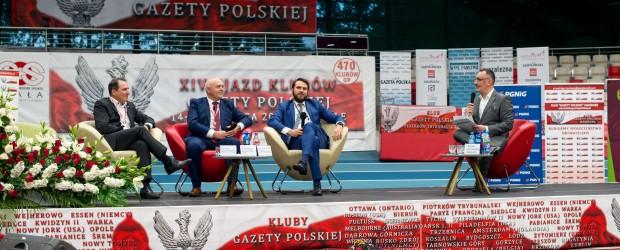 """PATRIOTYZM\ Debata gospodarcza na XIV Zjeździe Klubów """"Gazety Polskiej"""""""