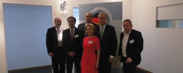 """Berlin – Brandenburg: konferencja finansowa """"Ukraina – rynek bankowy w okresie przejściowym, widoki i perspektywy"""""""