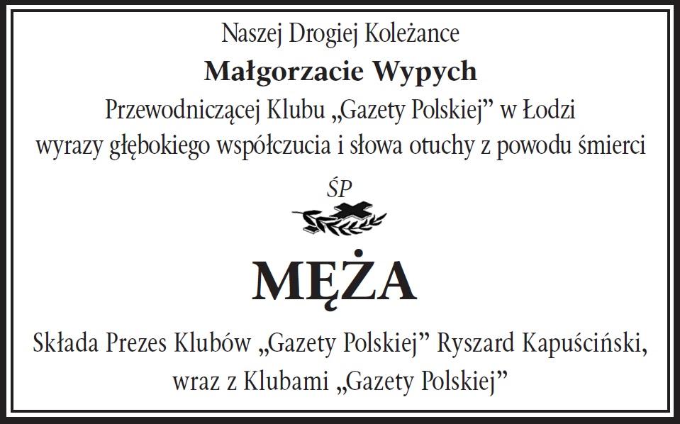 Kondolencje_Lodz