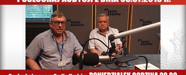 """POSŁUCHAJ AUDYCJI: """"Radiowy Klub Gazety Polskiej"""" – 08.07.2019 r.(audio)"""