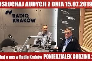 """POSŁUCHAJ AUDYCJI: """"Radiowy Klub Gazety Polskiej"""" – 15.07.2019 r.(audio)"""