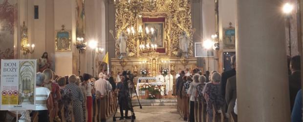 Suwałki: Obchody XX lecia pobytu św. Jana Pawła II na Wigrach 8