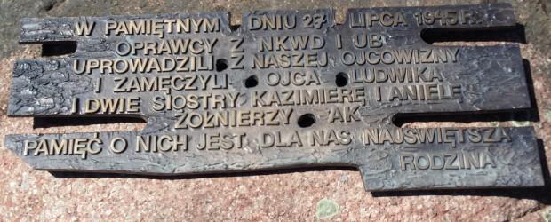 Suwałki: Nadanie imienia Anieli Wysockiej drużynie ZHR w Suwałkach