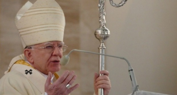 Wiec poparcia w obronie Arcybiskupa Marka Jędraszewskiego