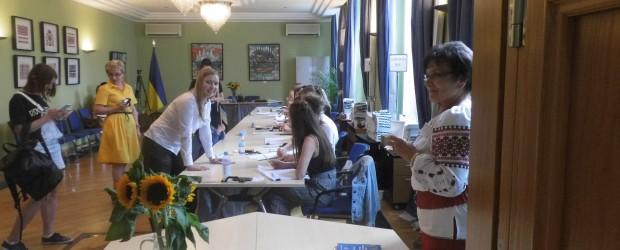 Berlin-Brandenburg: Wybory parlamentarne na Ukrainie w 2019 roku