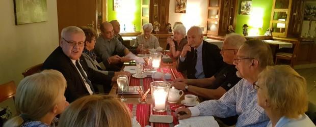 Gliwice: Spotkanie klubu gliwickiego z Senatorem prof. Krystianem Probierz
