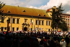"""[Tydzień w Klubach """"GP""""] Kluby """"GP"""" murem za abp. Jędraszewskim"""