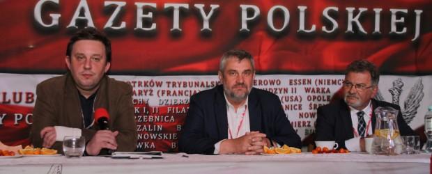 V Nadzwyczajny Zjazd Klubów GP  – Minister Ardanowski (wideo)