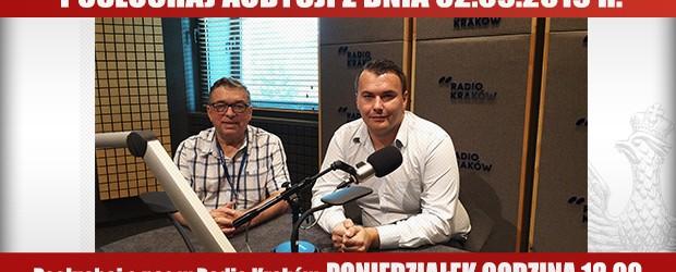 """POSŁUCHAJ AUDYCJI: """"Radiowy Klub Gazety Polskiej"""" – 02.09.2019 r.(audio)"""