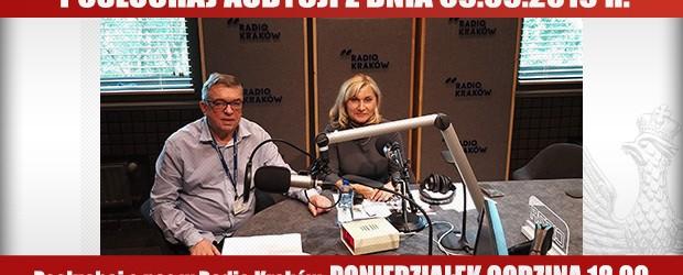 """POSŁUCHAJ AUDYCJI: """"Radiowy Klub Gazety Polskiej"""" – 09.09.2019 r.(audio)"""