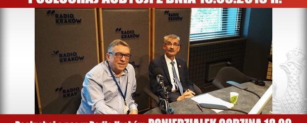 """POSŁUCHAJ AUDYCJI: """"Radiowy Klub Gazety Polskiej"""" – 16.09.2019 r.(audio)"""
