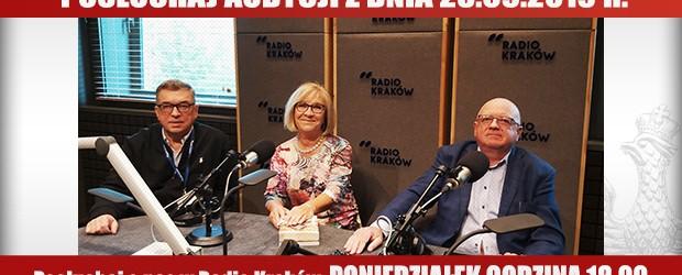 """POSŁUCHAJ AUDYCJI: """"Radiowy Klub Gazety Polskiej"""" – 23.09.2019 r.(audio)"""