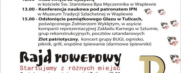 Elbląg II: Zaproszenie 80 rocznica wybuchu II Wojny Światowej i napaści wojsk zdradzieckich