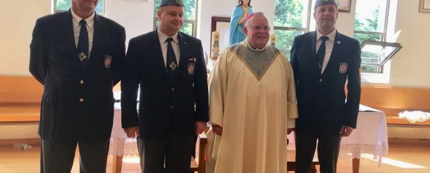 Koronacja Ikony Matki Bożej Jasnogórskiej w Amerykańskiej Częstochowie.