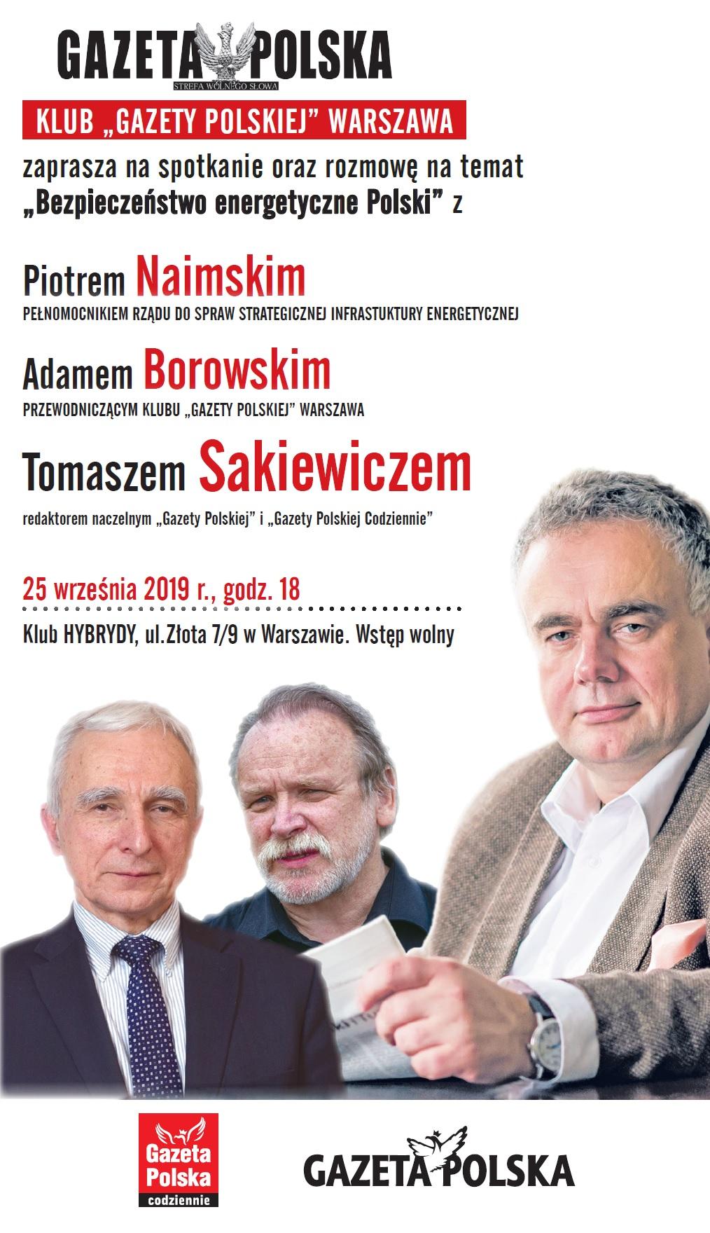 Warszawa Naimski2019