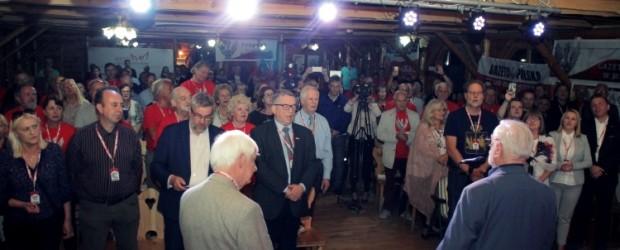 """V Nadzwyczajny Zjazd Klubów """"Gazety Polskiej"""" – relacje"""