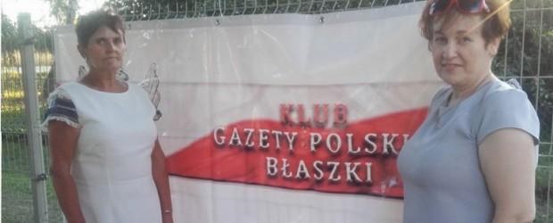 Spotkanie klubowe w Błaszkach
