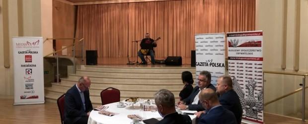 Rozmowy o Polsce: Spotkanie z T. Sakiewiczem w Ełku