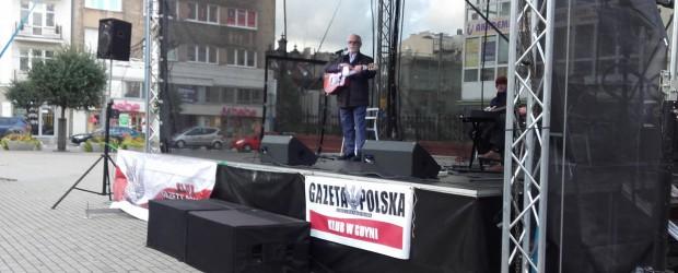 """Koncerty Jana Pietrzaka pt. """"Zwycięska Polska"""" w Gdańsku i Gdyni"""