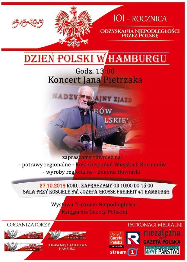 Hamburg Dzien Polski2019