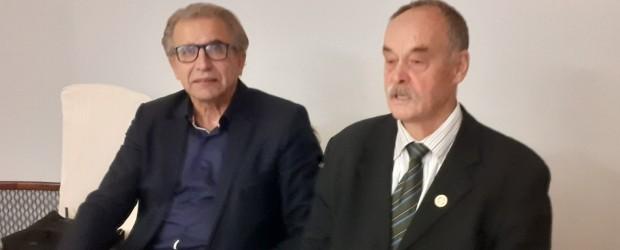 Spotkanie w obornickim Klubie GP z kandydatami na posłów do Sejmu RP